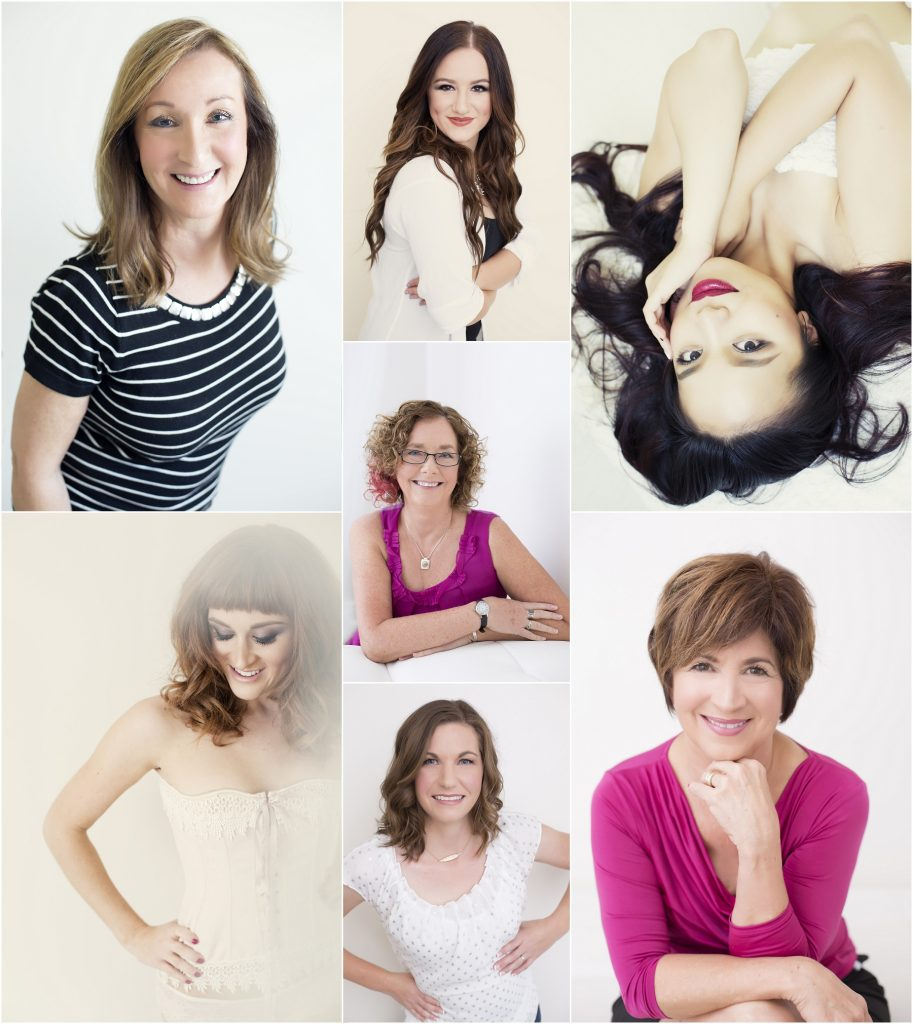 Some of the gorgeous local women I got to photograph this year!