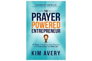 prayer powered entrepreneur